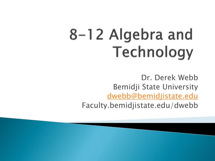 8 12 algebra and technology n.