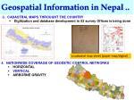 geospatial information in nepal1