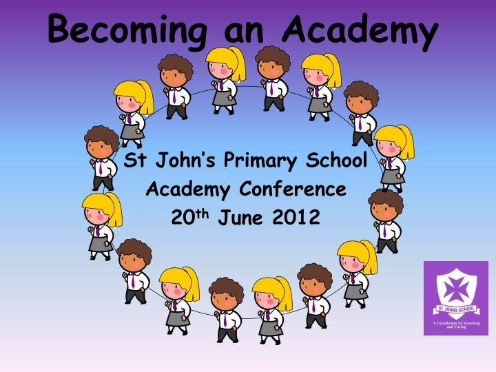 becoming an academy n.