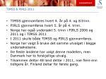 timss pirls 2011