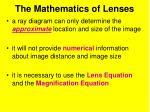 the mathematics of lenses1