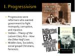 i progressivism