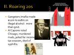 ii roaring 20s