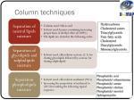 column techniques3