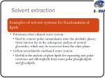 solvent extraction1