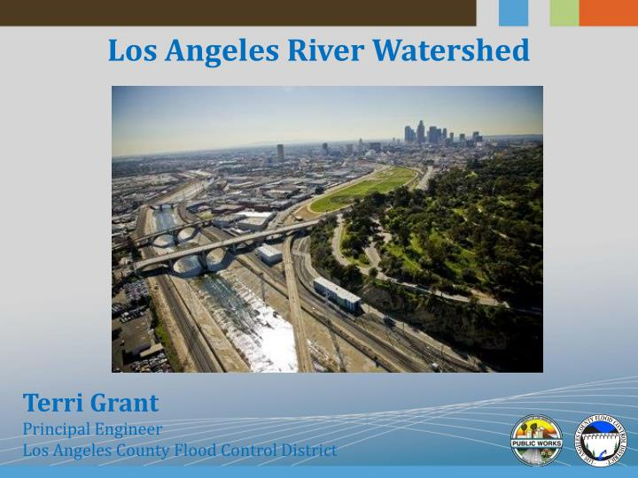 los angeles river watershed n.