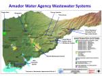 amador water agency wastewater systems