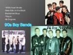 90s boy bands