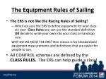 the equipment rules of sailing1