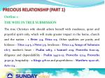 precious relationship part 14