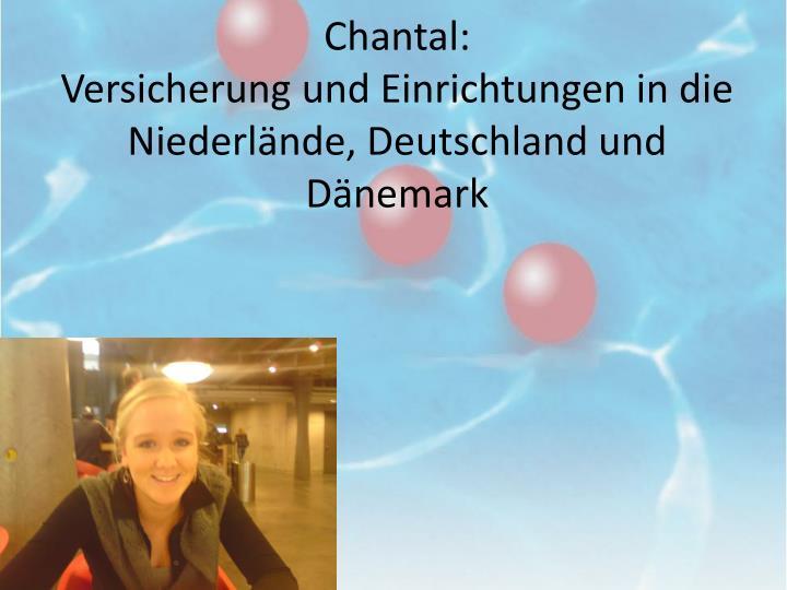 Chantal: