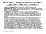 r d a polskiego ius commune w okresie andegawe skim i jagiello skim 4