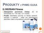 produkty z phmg guaa4