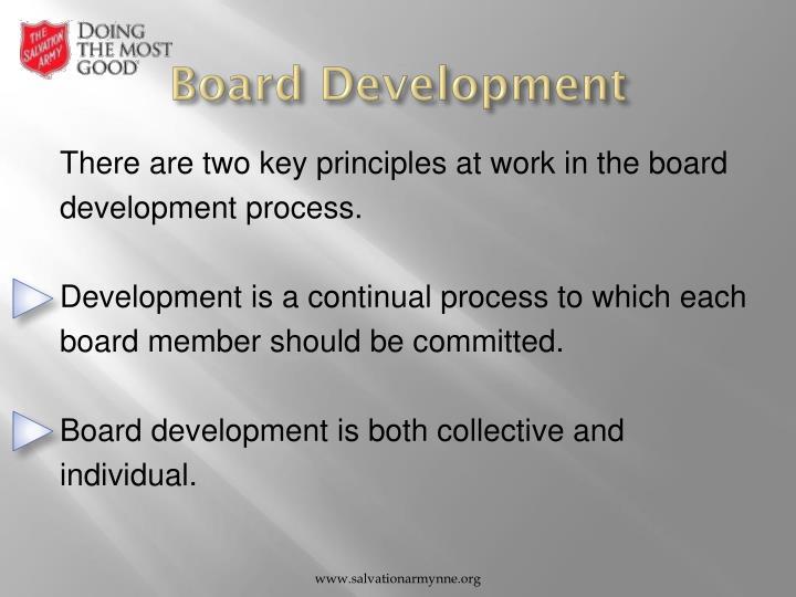 Board Development