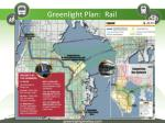 greenlight plan rail