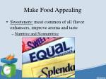 make food appealing2