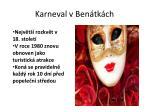 karneval v ben tk ch