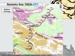 seismic line 10ga cp1