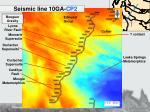 seismic line 10ga cp2
