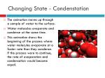 changing state condenstation18