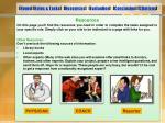home roles tasks resources evaluation conclusion citations5