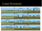 crater formation1