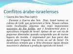 conflitos rabe israelenses3