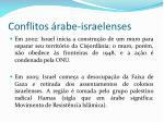 conflitos rabe israelenses5