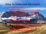 plate tectonics and mountains2