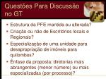 quest es para discuss o no gt4