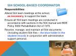 504 school based coordinator1