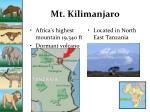 mt kilimanjaro1