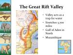 the great rift valley1