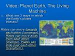 video planet earth the living machine11
