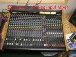 equipment analog input mixer