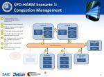 spd harm scenario 1 congestion management