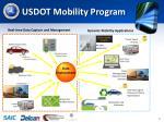 usdot mobility program