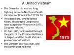 a united v ietnam
