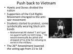 push back to vietnam