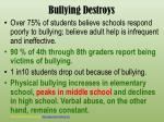 bullying destroys1