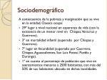sociodemogr fico