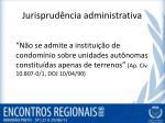 jurisprud ncia administrativa