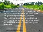 o airbag