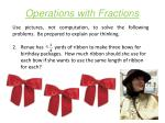 operations with fractions2