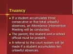 truancy