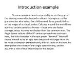 introduction example