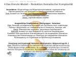 4 das eieruhr modell reduktion thematischer komplexit t