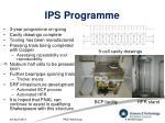 ips programme
