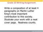 grade 10 writing assignment1