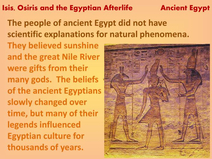 isis osiris and the egyptian afterlife ancient egypt n.